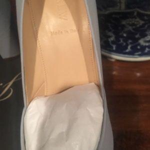 J. Crew Shoes - JCrew,  8M, never worn blue pumps3.75  heel